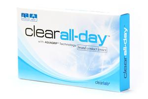 Clear All-day (6 линз)