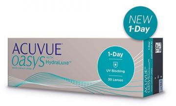 Торические линзы Acuvue Oasys 1-day with Hydraluxe for Astigmatism (30 шт.)